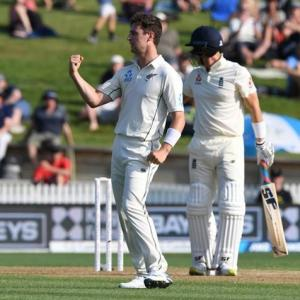 Kiwis in control of England Test with early wickets
