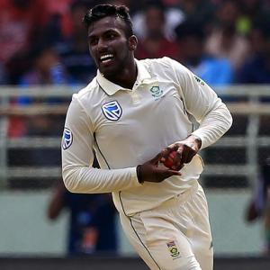 Meet the South African debutant with an Indian connect