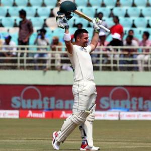 PHOTOS: India vs South Africa, 1st Test, Day 3