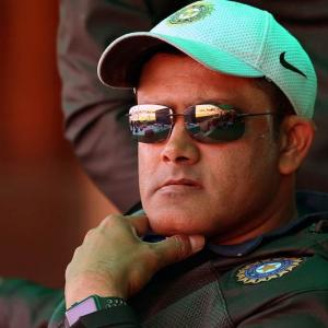 Kumble named head coach of Kings XI Punjab
