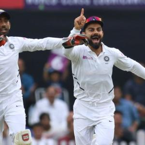 Day 2: India pile on the runs, misery on South Africa