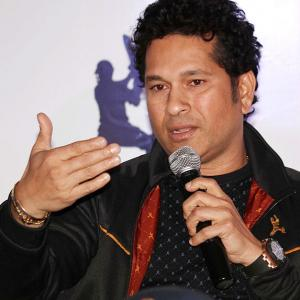 Wasn't selected at my first selection trial: Tendulkar
