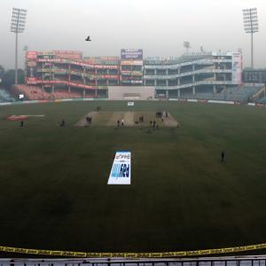 Too late to cancel Delhi T20 match, says Ganguly