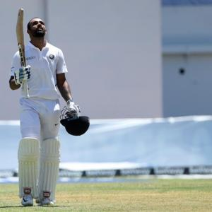 Vihari dedicates first ton to late father; lauds Ishant