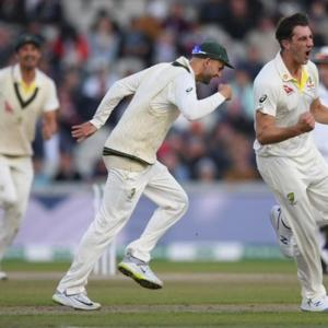 Ashes PIX, 4th Test, Day 4: England vs Australia