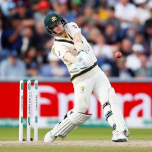 'It'll be Smith's Ashes if Australia prevail'