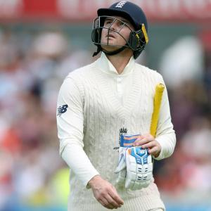 England drop Roy, Overton for final Ashes Test