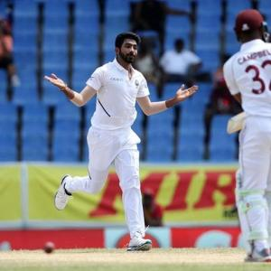 Journey has just started, a long way to go: Bumrah