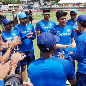 'Be it blue or white, it's an honour to represent India'