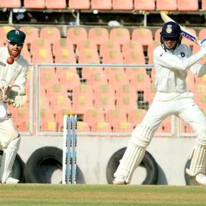 Spotlight on Gill as India 'A' play South Africa 'A'