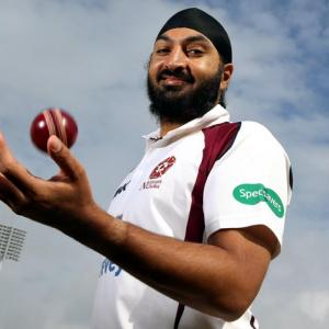 Panesar says he was in denial about his mental health