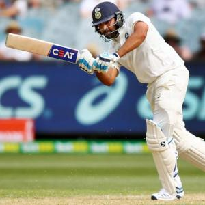 Hard to see a player like Rohit sitting out: Rahane