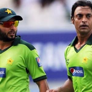 Afridi backs Akhtar's proposal for Indo-Pak series