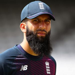 Moeen on why he took a break from Test cricket