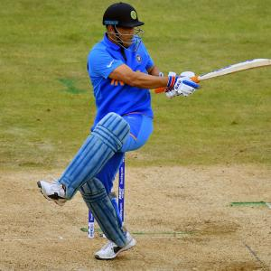 Rohit on why Dhoni is 'one of a kind'