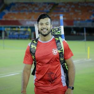 Mayank can't wait for the IPL to take off!