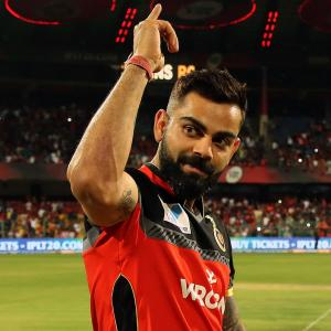SEE: Why Kohli loves RCB so much!