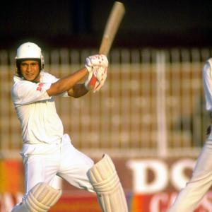 'It was like Sachin was only made to play cricket'