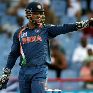 Dhoni's unorthodox captaincy the stuff of legends