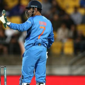 Should BCCI retire Dhoni's jersey No 7?