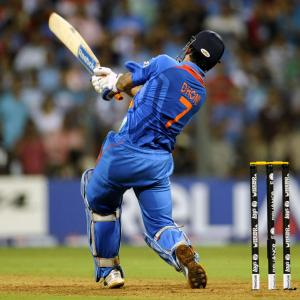 Check out Dhoni's TOP five knocks for India