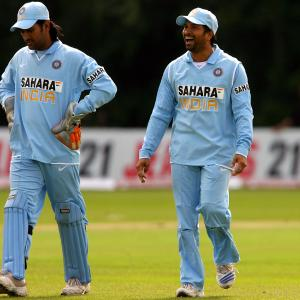How Tendulkar played a role in Dhoni becoming captain
