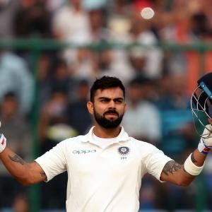 'Kohli can break Tendulkar's 100 centuries record'