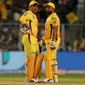 Raina pulled out of IPL after 'rift' with Dhoni?