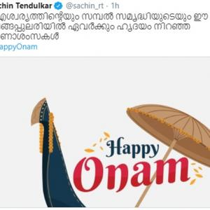 Don't miss! Kohli's Onam greetings in Malayalam