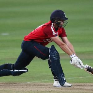 Malan stars as England secure series whitewash