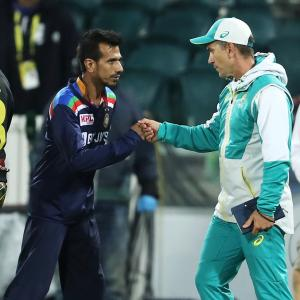 'Was Chahal a 'like-for-like' concussion substitute?'