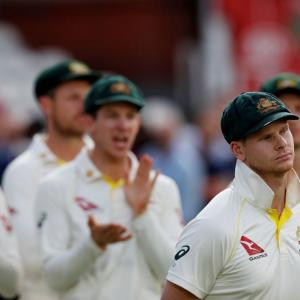 Steve Smith begins mind games ahead of 1st Test