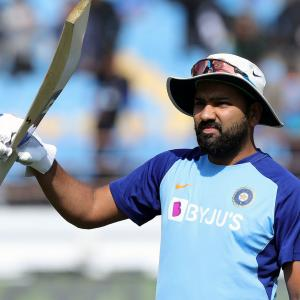 Rohit to be reassessed again post quarantine in Aus