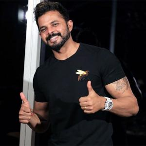Mushtaq Ali Trophy: Sreesanth among Kerala probables