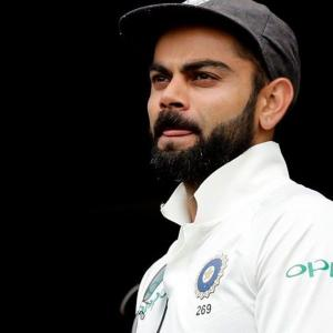 Just tried to be best version of myself: Kohli