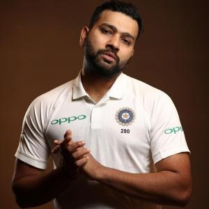 Rohit to join Indian squad on Wednesday
