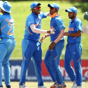 U-19 WC: Fancied India face Pakistan challenge in SF