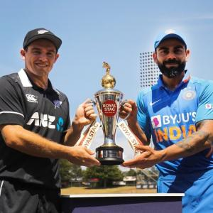 New faces on trial as depleted India-NZ clash in ODIs