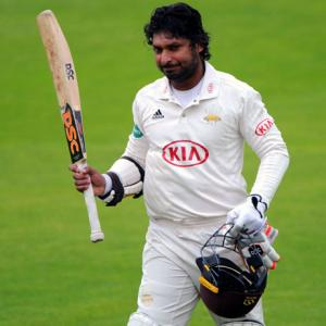 Sangakkara-led MCC to play four matches in Pakistan