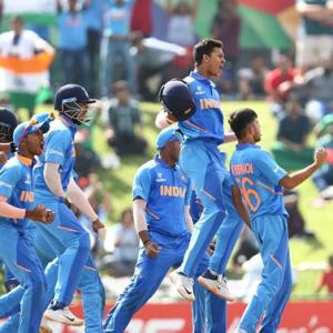 Kapil Dev gets candid on U-19 WC final brawl