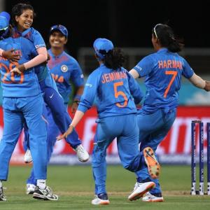 India stun Australia in explosive start to T20 WC