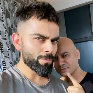 PIX: Check out Kohli's new look for 2020