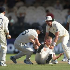 PHOTOS: Stokes seals dramatic England victory