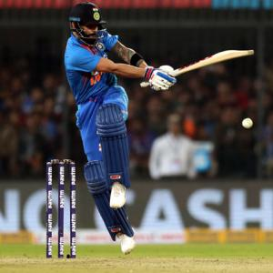 How Kohli aced another chase in Indore