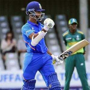 U-19 WC Preview: Champions India seek fast start
