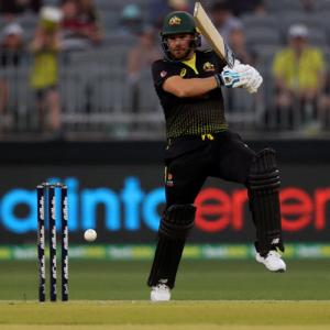 'Finch has filled void in terms of captaincy for Aus'