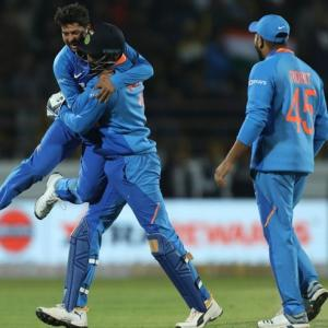 PHOTOS: India vs Australia, 2nd ODI
