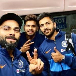 Kohli and company ready to fire in New Zealand!