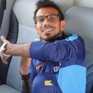 Corner seat is reserved for Dhoni, we miss him: Chahal