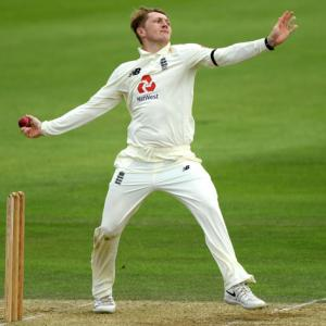 Bess named in England squad for first Windies Test